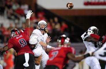 NCAA Football: Rice at Western Kentucky
