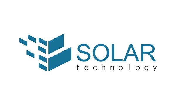 square solar technology logo