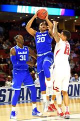 NCAA Basketball: NCAA Tournament-First Round-Arkansas vs Seton Hall