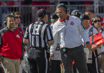 NCAA Football: Hawaii at Ohio State