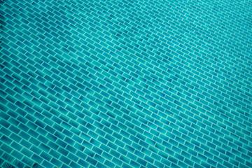 the swimming pool, rhythm wave.