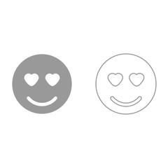 Smile it is black icon .