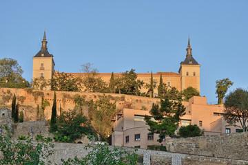 Alcazar in Toledo, Spain