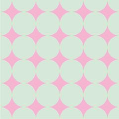 Wzór kropki. Kropkowane tło z koła, kropki, rundy ilustracji wektorowych - 174046543