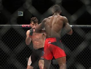 MMA: UFC Fight Night-Perez vs Diakiese