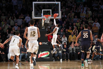 NCAA Basketball: Notre Dame at Georgia Tech