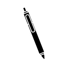 Office pen isolated icon vector illustration graphic design