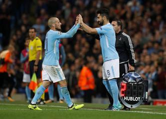Champions League - Manchester City vs Shakhtar Donetsk