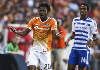 MLS: U.S. Open Cup Quarterfinal-FC Dallas at Houston Dynamo