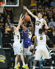 NCAA Basketball: Tennessee Tech at Iowa