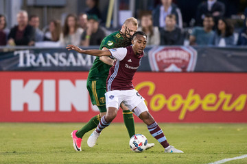 MLS: Portland Timbers at Colorado Rapids