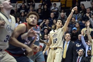 NCAA Basketball: Duquesne at George Washington