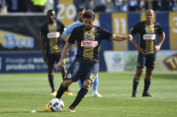MLS: New York City FC at Philadelphia Union