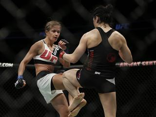 MMA: UFC Fight Night-Markos vs Kowalkiewicz
