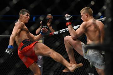 MMA: UFC Fight Night-Enkamp vs Taleb