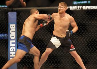 MMA: UFC Fight Night - Spicely vs Alvey