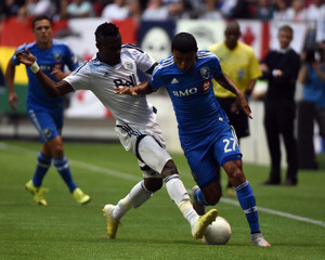 MLS: Voyageurs Cup-Montreal Impact at Vancouver Whitecaps FC