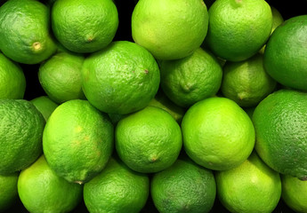 Fresh Picked Limes