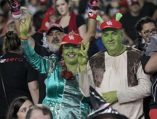 NCAA Football: Vanderbilt at Houston