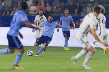 MLS: New York City FC at Los Angeles Galaxy