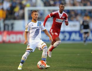 MLS: Champions League-CFC at LA Galaxy
