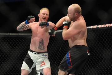 MMA: UFC Fight Night-Boetsch vs Herman
