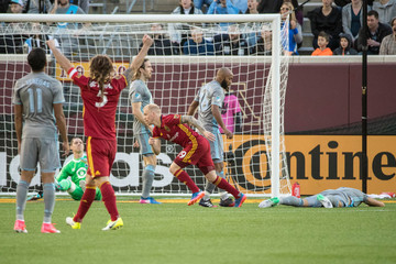 MLS: Real Salt Lake at Minnesota United FC