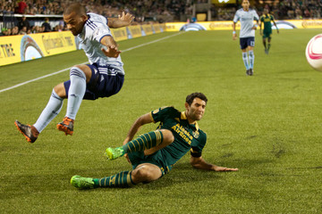 MLS: Sporting KC at Portland Timbers