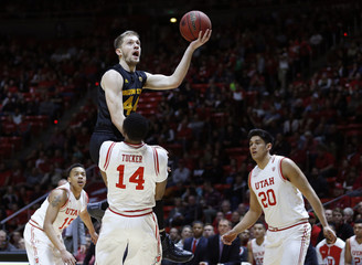NCAA Basketball: Arizona State at Utah