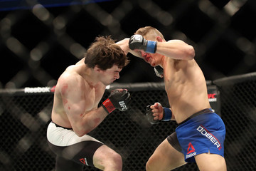 MMA: UFC 206- Aubin-Mercier vs dober