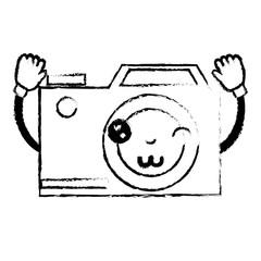 figure kawaii cute funny digital camera