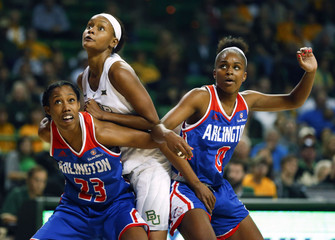 NCAA Womens Basketball: Texas-Arlington at Baylor