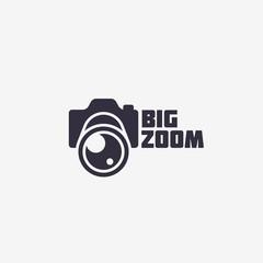 Big zoom logo