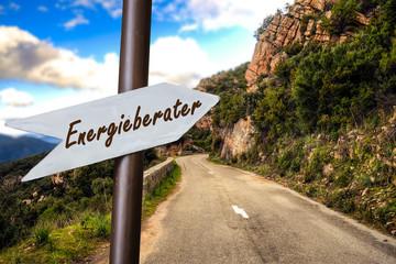 Schild 253 - Energieberater