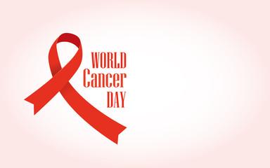 Breast Cancer Awareness Month banner. Vector flat illustration