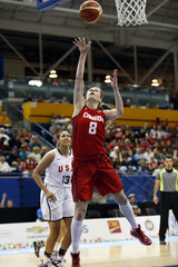Pan Am Games: Basketball-Canada vs United States
