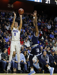 NCAA Basketball: Hall of Fame Tip Off-Rhode Island at Duke