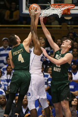 NCAA Basketball: William & Mary at Duke