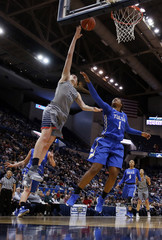 NCAA Womens Basketball: Tulsa at Connecticut