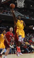 NCAA Basketball: Southern Methodist at Southern California