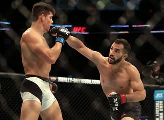 MMA: UFC Fight Night-Gordon vs Quinones