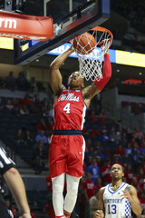 NCAA Basketball: Kentucky at Mississippi