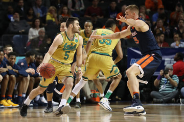 NCAA Basketball: ACC Conference Tournament-Notre Dame Fighting Irish vs Virginia Cavaliers
