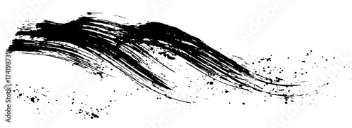 書道 しぶき 毛筆イラストfotoliacom の ストック画像とロイヤリティ