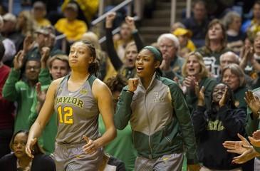 NCAA Womens Basketball: Baylor at West Virginia