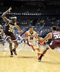 NCAA Basketball: SEC Tournament-Georgia vs Mississippi State
