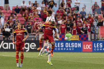 MLS: U.S. Open Cup-Los Angeles Galaxy at Real Salt Lake