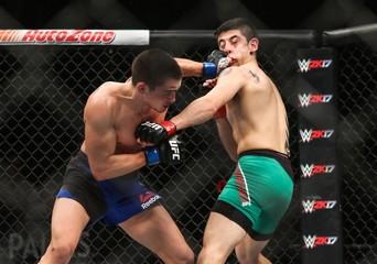 MMA: TUF Tournament of Champions-Moreno vs Benoit