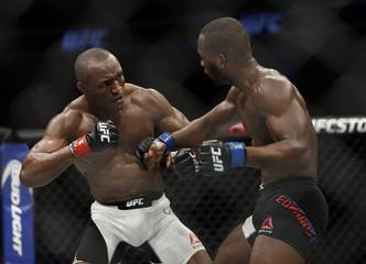 MMA: UFC Fight Night-Usman vs Edwards