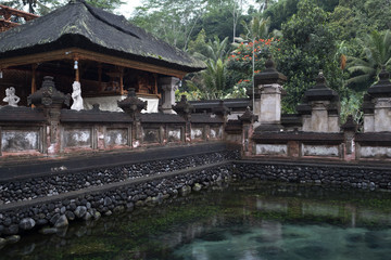 Pura Tirta Templ (Holy spring), Bali, Indonesia